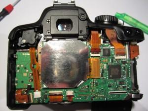 Modifying the Canon 1000D