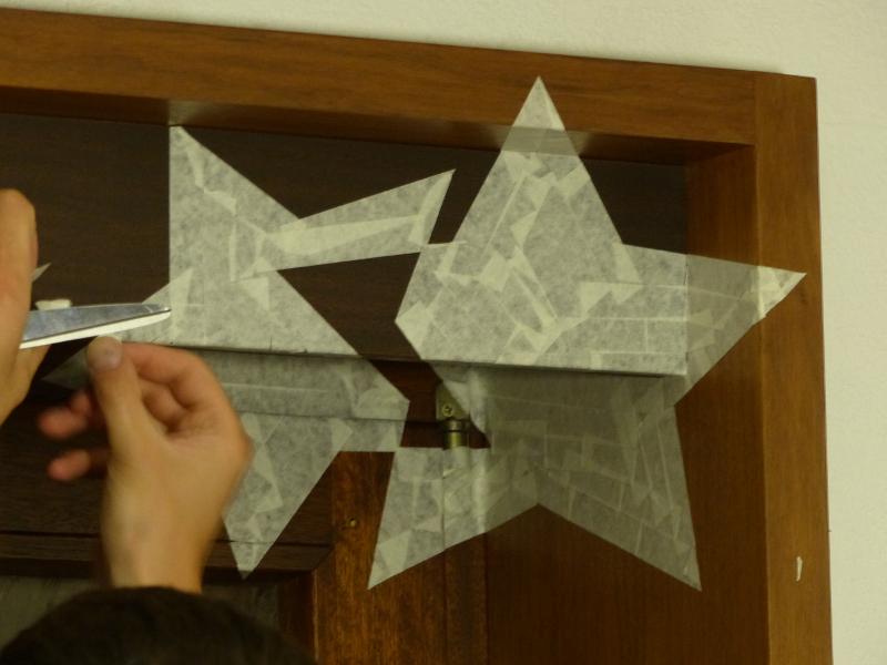 Stars anamorphosis