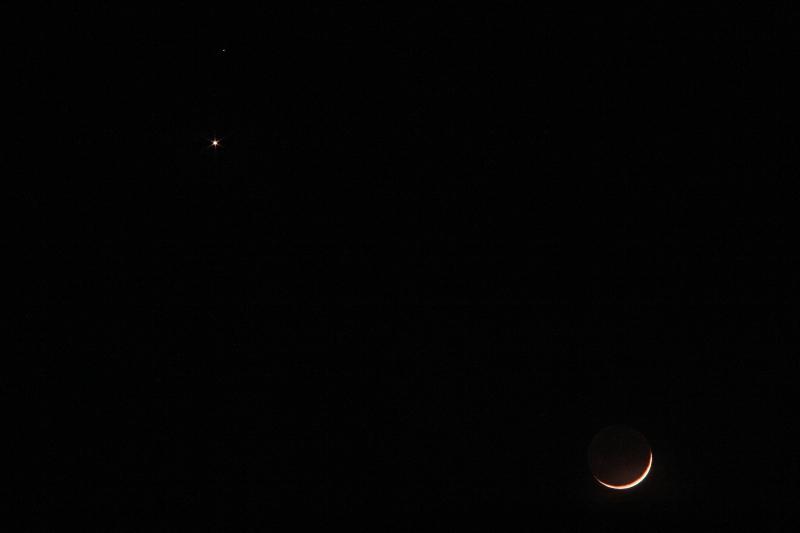 Lune Vénus
