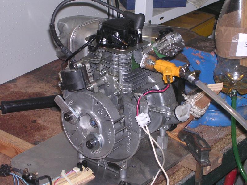 Honda GX31 31cc