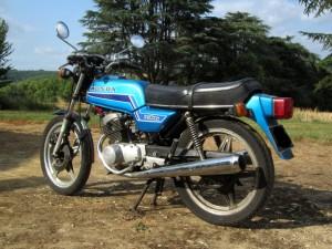 Honda CB 125 Twin