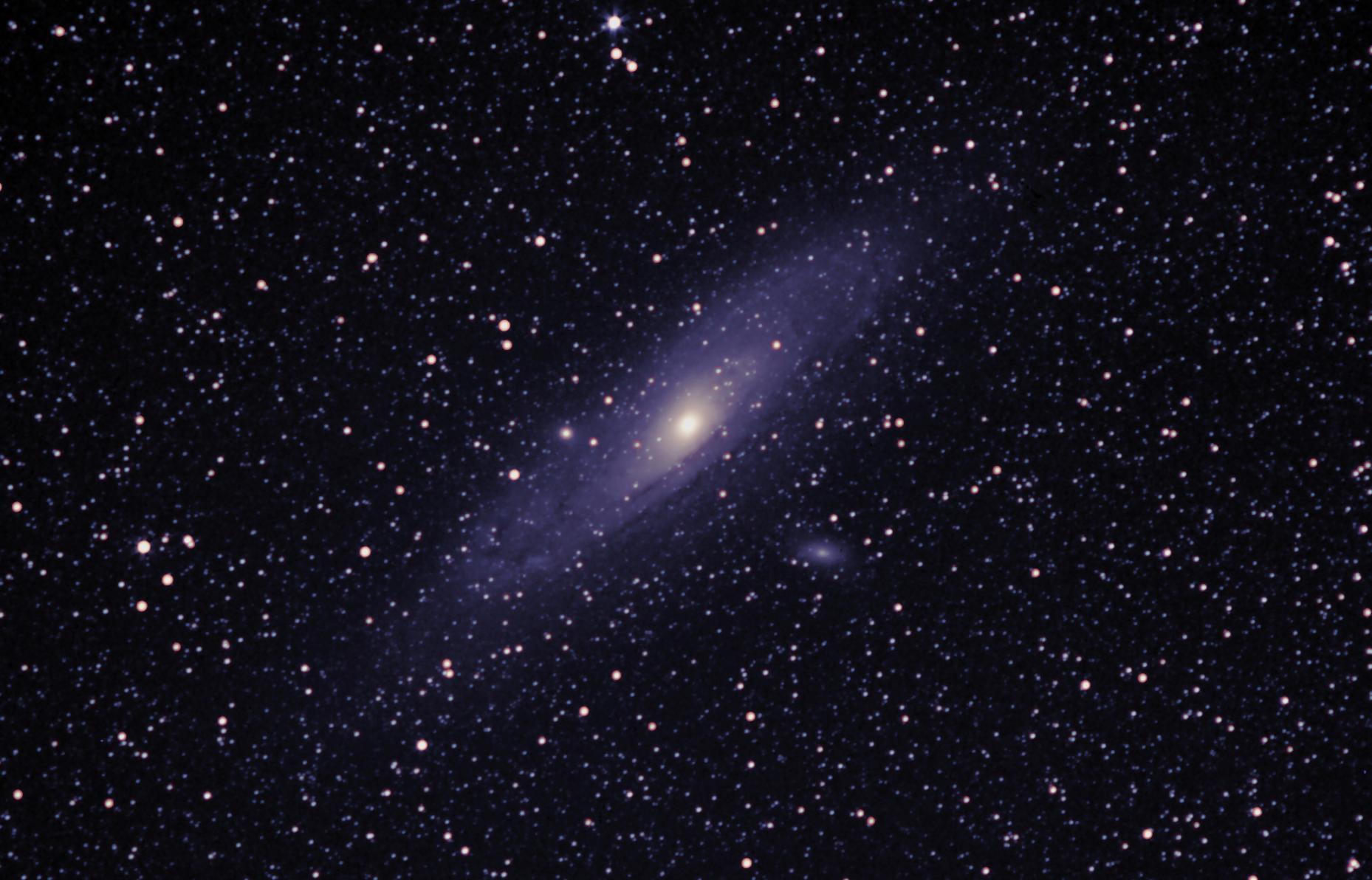 m31 galaxie